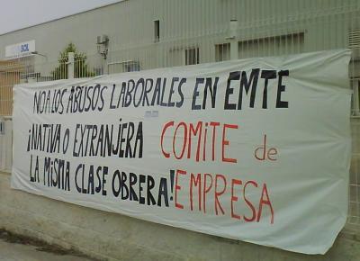 BREVES NOTAS SOBRE  LA SEGUNDA JORNADA DE HUELGA EN EMTE SERVICE