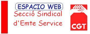ESPACIO WEB CGT EMTE SERVICE